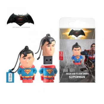 Superman 16GB USB Flash Drive