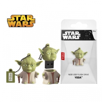 Yoda 16GB USB 2.0 Flash Drive