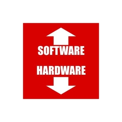 Software... Hardware