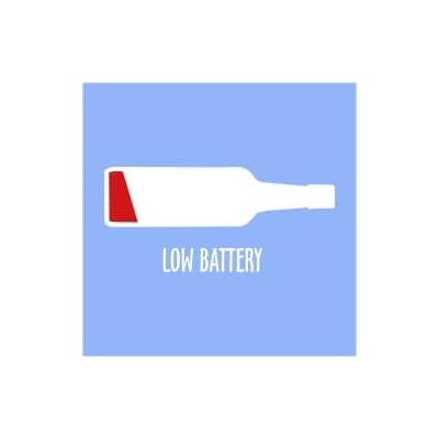 Low Alcohol Battery
