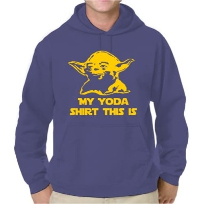 My Yoda Shirt this is
