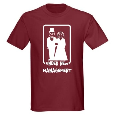 T-Shirt Under new management