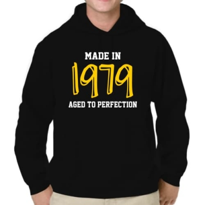 T-Shirt Aged to Perfection για Γενέθλια