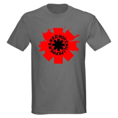 T-Shirt Red Hot Chilli Peppers