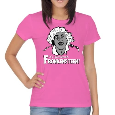 T-Shirt It's pronounced Frankosteen!