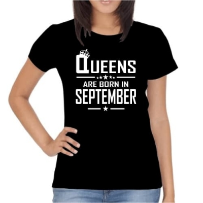 T-Shirt Queens are Born