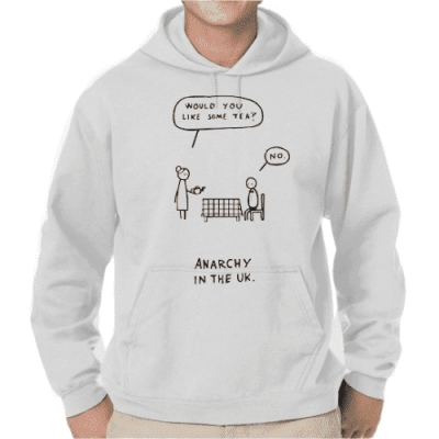 Anarchy in the UK Hoodie