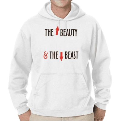 The beauty and beast