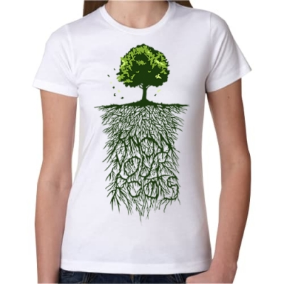 Γυναικείο T-Shirt Know your Roots