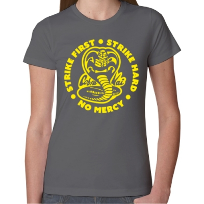 Γυναικείο T-Shirt Cobra Kai - Karate Kid