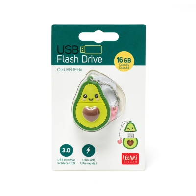 USB Flash Drive 16GB Αβοκάντο