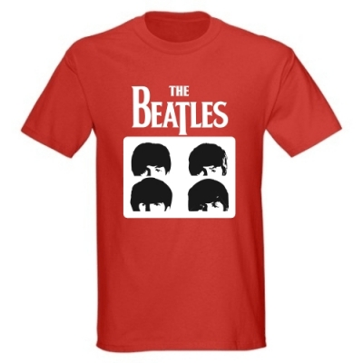 T-Shirt The Beatles