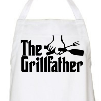 Ποδιά The Grillfather