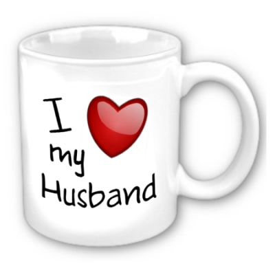Κούπα I Love my Husband