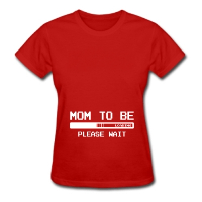 T-Shirt Mom to be
