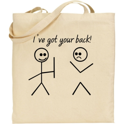 Τσάντα I've got your bag