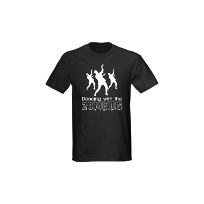 T-Shirt Dancing with the... Zombies
