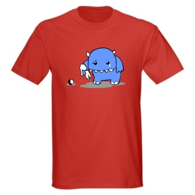 Cute Monster Tee
