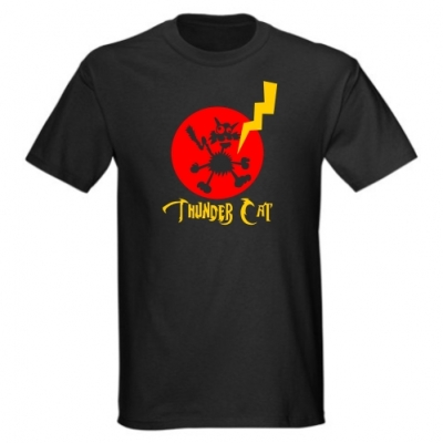 T-Shirt Thunder Cat